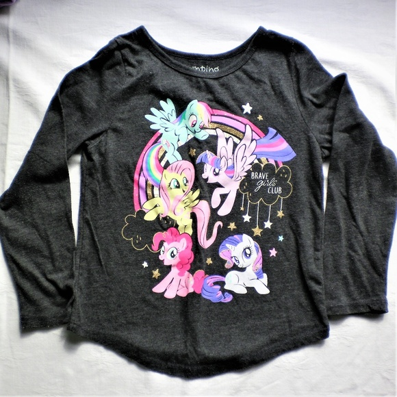 jumping beans Other - Girls Long sleeve MLP Tee Good Condition